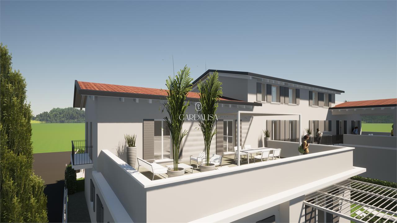 Lugana Prestige Apartments n.5  (primo piano)